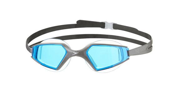 speedo Aquapulse Max 2 Goggle Chrome/Blue